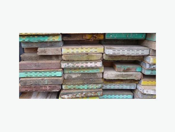 200 used scaffold boards 13ft