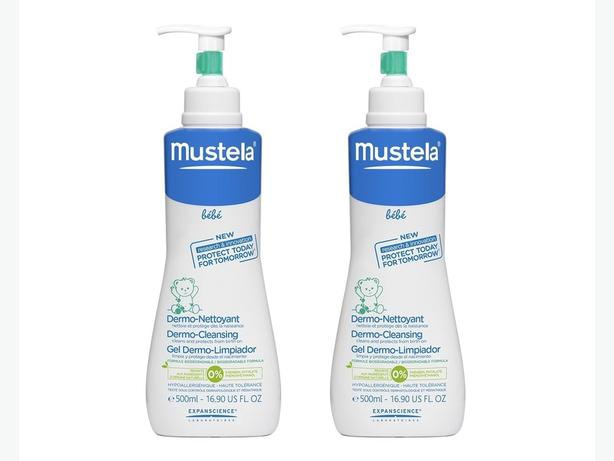 Mustela Dermo-Cleansing 2 x 500ml at PharmacyDepot