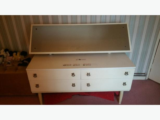 60's / 70's style dressing table