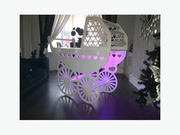 beautiful baby shower candy cart for hire hire only !!!