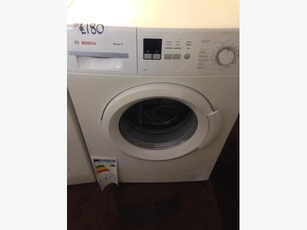 WOW BRAND NEW NEVER USED BOSCH WASHING MACHINE