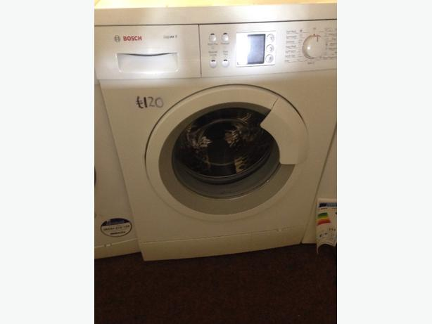 BOSCH WASHING MACHINE 1