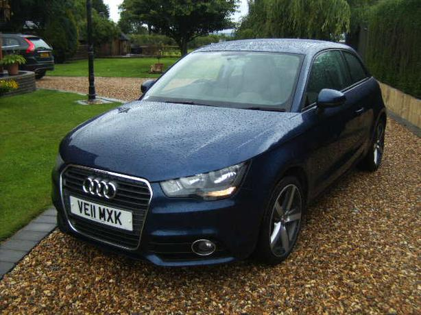 AUDI A1 1.4 TFSi (122ps) SPORT,ONE FORMER KEEPER