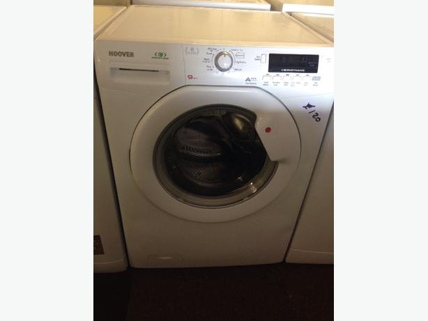 HOOVER LCD DISPLAY WASHING MACHINE