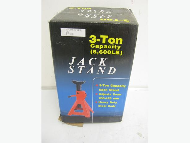 3 Ton 6000 LB Capacity Jack Stand 285-425mm