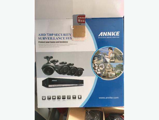 BRAND NEW CCTV CAMERAS