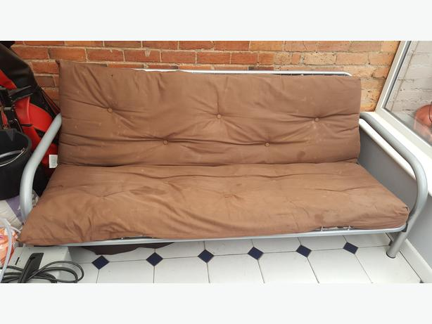 futon sofa double bed dudley dudley