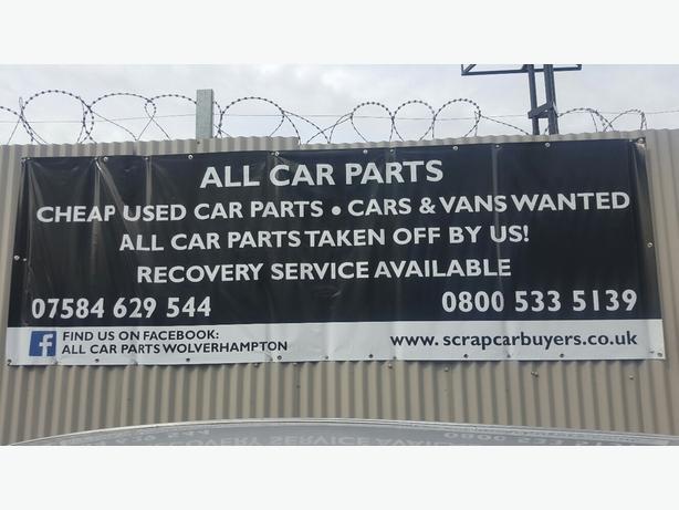 Car and Van spares (allcarpartswolverhampton)