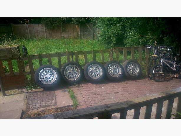 Peugeot 205 gti wheels
