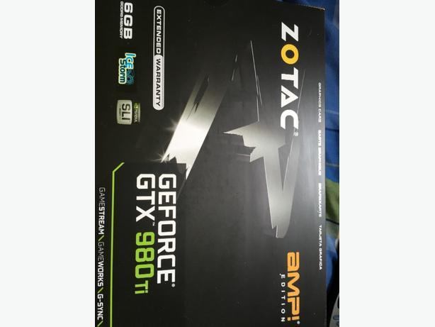 zotac amp edition 980ti