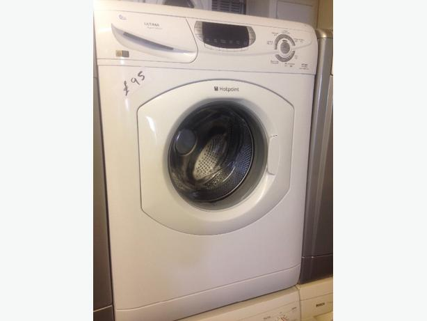 HOTPOINT WASHING MACHINE  1600 SPIN