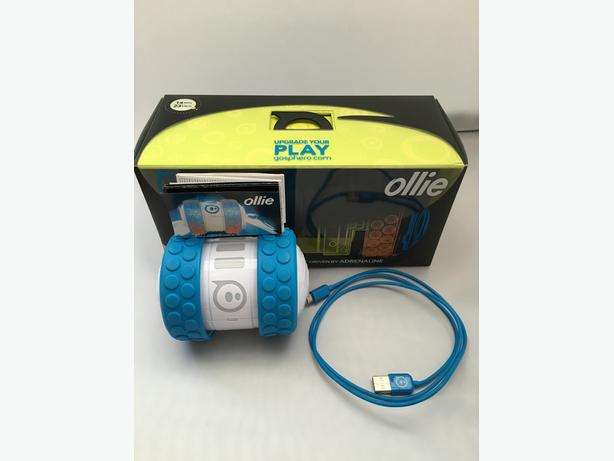 Sphero - Ollie App Controlled Robot - Blue & White