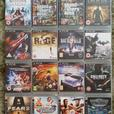 PS3 - very good condition, 250GB, 2 controllers, games
