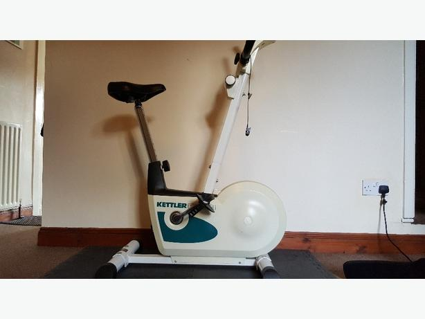 Kettler Sport Profi Exercise Bike