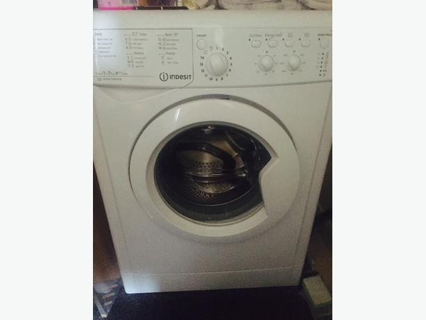 new indesit 1400 washing machine