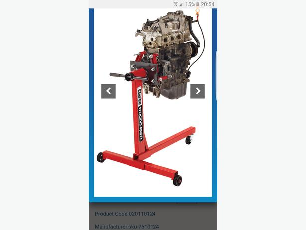 WANTED:ENGINE STAND