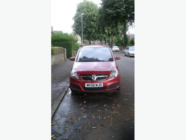vauxhall zafira 1.6 petrol spares and repairs