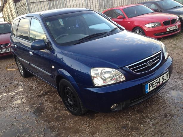 kia careens 20 ltr turbo diesel 295