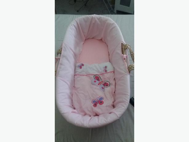 FOR TRADE: moses basket