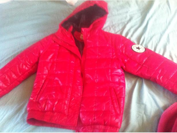 girls converse jacket