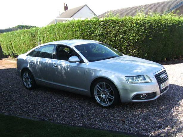 AUDIA6 SALOON 2.0TDi (170ps) MULTITRONIC LE MANS s-LINE 2010
