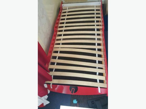 childrens car bed for boys