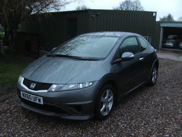 HONDA CIVIC 1.4 I-VTEC TYPE S 60 Reg ,ONE FORMER KEEPER.