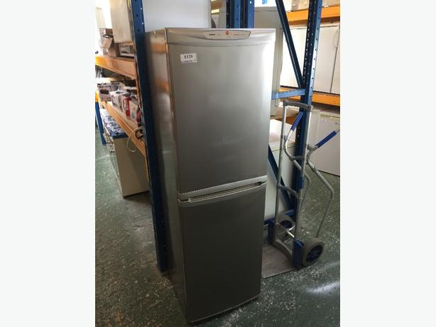 ☀️☀️hoover silver frost free fridgefreezer☀️☀️