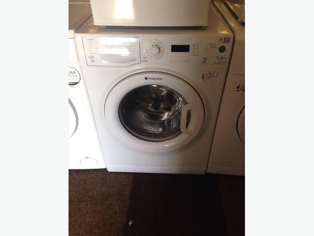 7KG HOTPOINT SUPER SILENT WASHING MACHINE