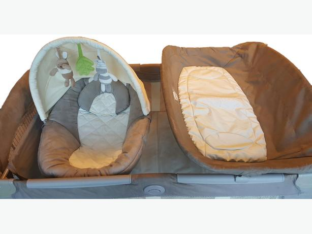 Graco Classic Electra Bassinet Travel Cot-Used*SOLD*