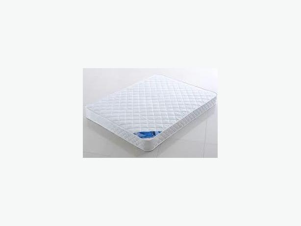 DIAMOND QUILTED ECO DOUBLE BED