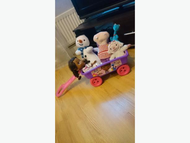 doc mcstuffins toys