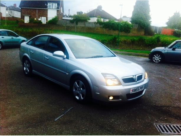 vauxhall vectra 1.8 SXI 55 plate 2006 great condtion