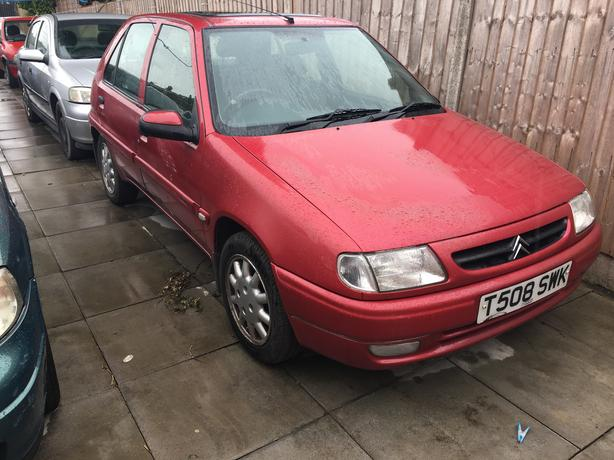 Citroen Saxo 1.4 Automatic,, 5door, long months mot, low mileage