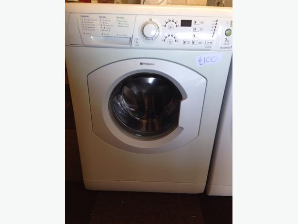 HOTPOINT 7KG ECO TECH 1400 DPIN WASHING MACHINE