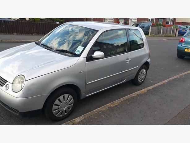 vw lupo 1 4 16v 12 months mot other dudley. Black Bedroom Furniture Sets. Home Design Ideas