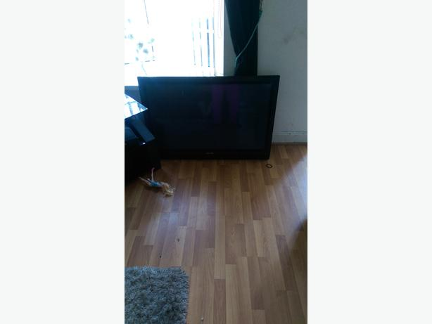 48 inch tv & tv stand