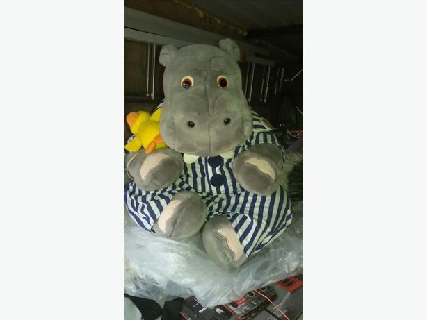silentnight hippo