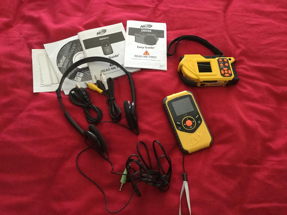 Nerf Camera Amp Video Recorder Kingswinford Dudley