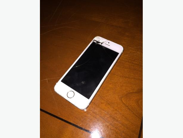iphone 5s on EE wont turn on after dropping it