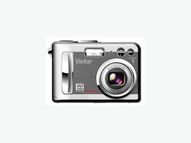 Vivitar ViviCam X325 10.0 MP Digital Camera
