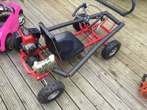 kids 50cc buggy