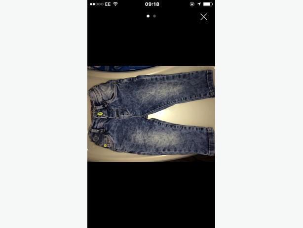 baby boys next jeans 9-12