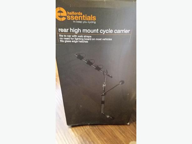 Rear High Mount Cycle Carrier