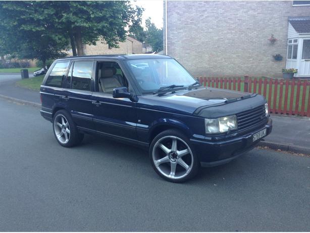 1998 Range Rover Dse diesel auto