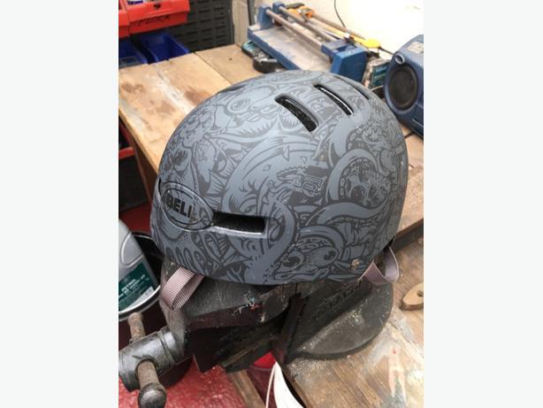 bell bmx bike helmet