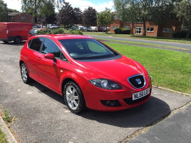 Seat Leon 1.6 2007 may px
