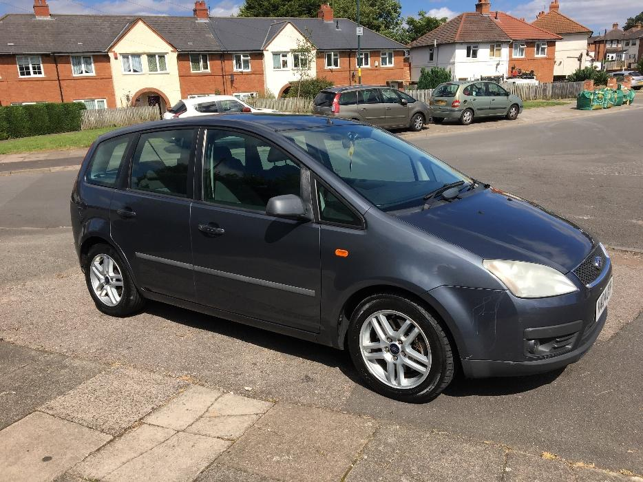 ford focus c max 1 6 tdci 2004 excellent condition other wolverhampton. Black Bedroom Furniture Sets. Home Design Ideas
