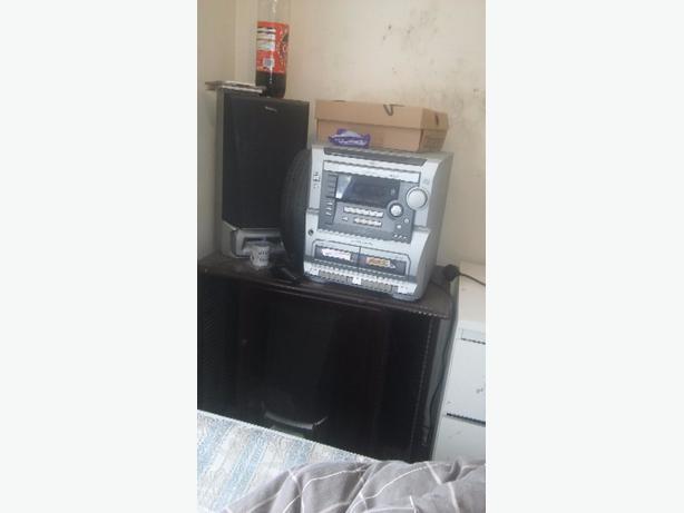 hifi cd player in good con