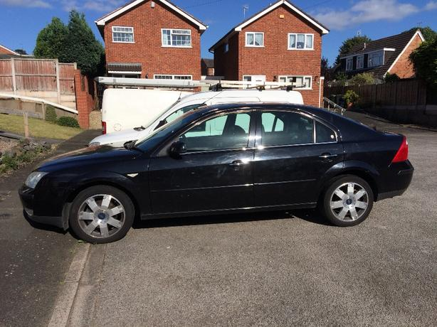 mondeo ghia for sale